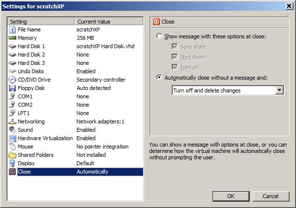 xplorer² blog: Migrate from Virtual PC 2007 to VirtualBox 5