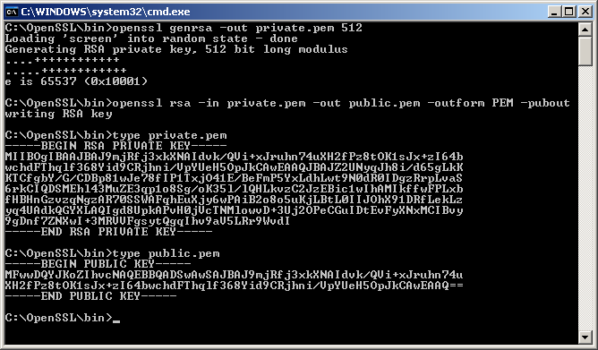 xplorer² blog: Uncrackable software keygen using OpenSSL