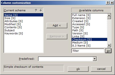 xplorer online help browse files with columns filters and previews rh zabkat com